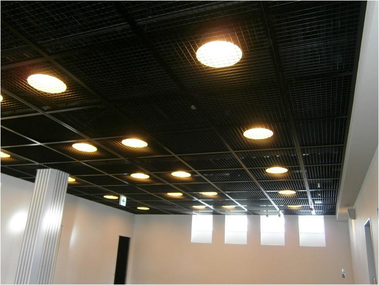 店舗LED照明工事