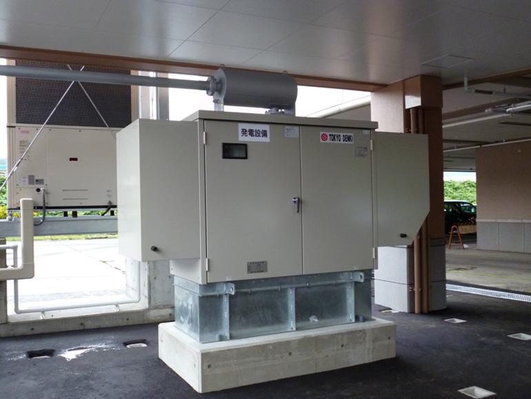 発電機設備