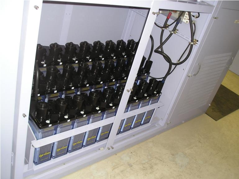蓄電池設備
