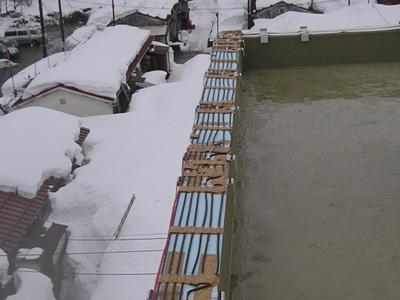 融雪設備工事