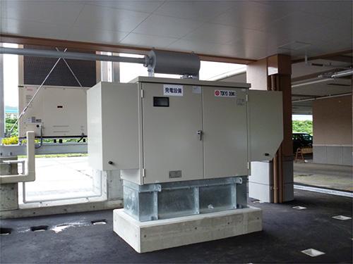 発電設備工事